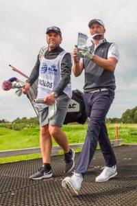 Mark Reynolds – PGA Pro walking